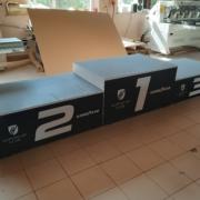 podium sportowe 120x80 PCV